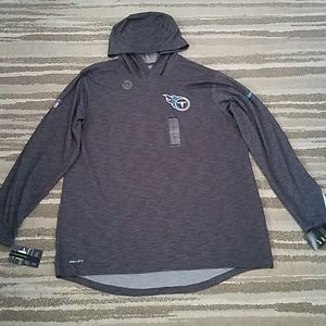 Tennessee Titans DriFit Hoodie Nike XL